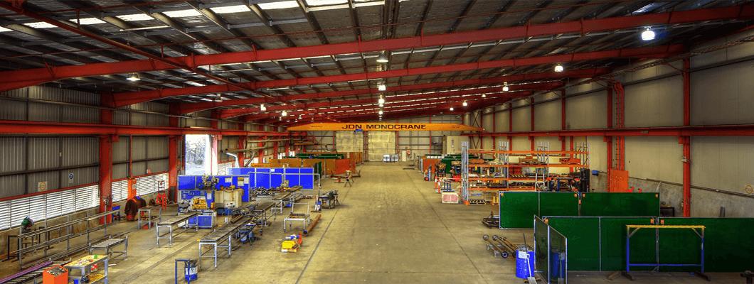 CSG Engineering Fabrication Facility